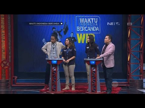 download lagu Waktu Indonesia Bercanda - Ngakak Abis Tim Kreatif WIB Dikerjain Ikut Bermain 1/4 gratis