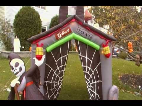 My 2009 Halloween Decorations