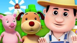 Los mejores videos y canciones de Nursery Rhymes para niños | Dibujos animados de niños
