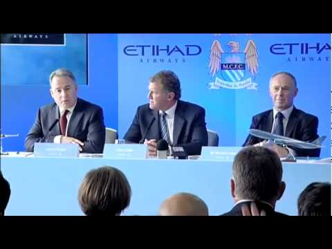 Man City deny breaking UEFA rules in Etihad deal