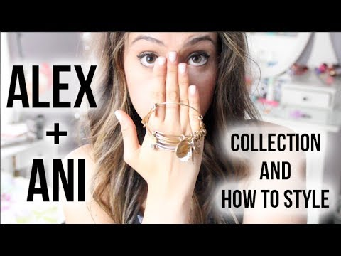 ALEX AND ANI COLLECTION + HOW TO STYLE   itsLyndsayRae