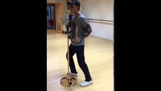 Donnie Yen Dance Practice for Sherry MV