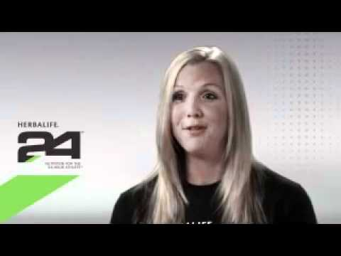 http://www.bestsportdrinks.com Laura Holloway, Herbalife Wellness Coach, former NCAA volleyball player, and volleyball coach, talks about her personal results acheived with Herbalife24 and the players