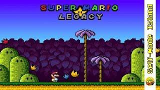 SUPER MARIO WORLD LEGACY #4 - SUPER NINTENDO