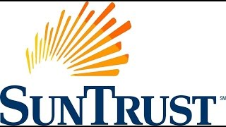 SunTrust Credit Card 2016