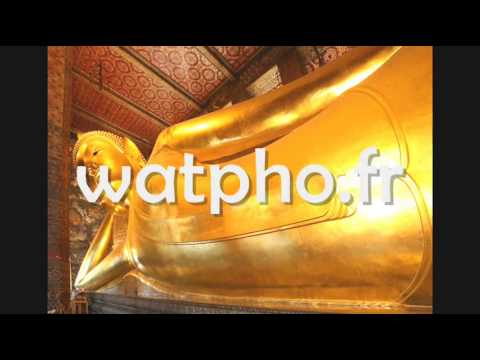 MASSAGE THAI AULNAY – Rituel traditionnel du Temple WAT PHO à Bangkok.