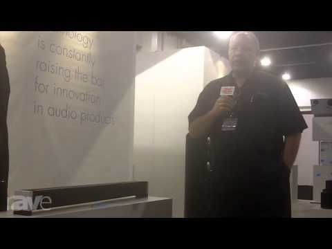 CEDIA 2013: Definitive Technology Shows the SoloCinema Studio Soundbar