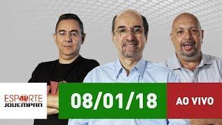 Esporte em Discussão - 08/01/2018