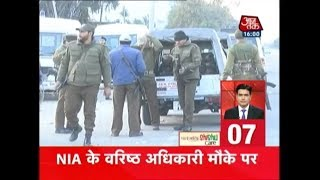Nonstop 100 | Operation Still In Progress At Sunjuwan; NIA Officials Reach Spot