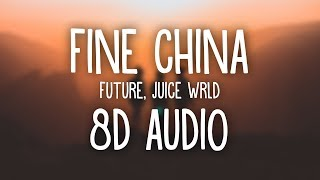 Future Juice Wrld Fine China 8d Audio