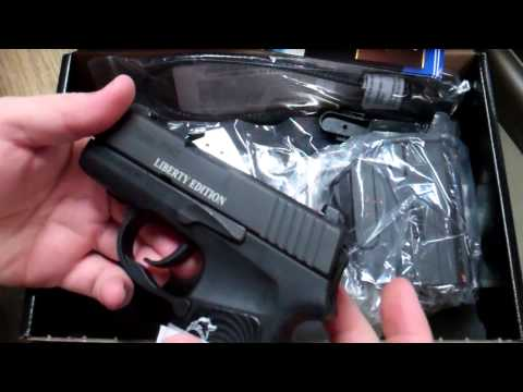 Sig Sauer P290 Review @ Trigger Happy
