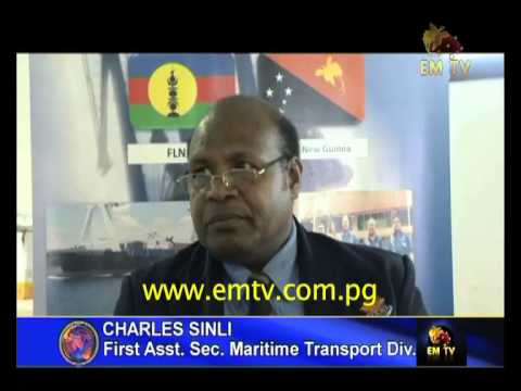 PNG host MSG Meeting on Maritime