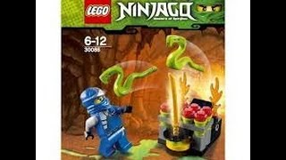 LEGO Ninjago: Rise of the Snakes 30085
