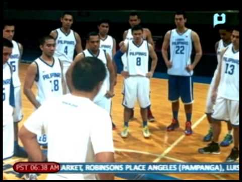 Sports Balita: Gilas Pilipinas wagi kontra Saudi Arabia