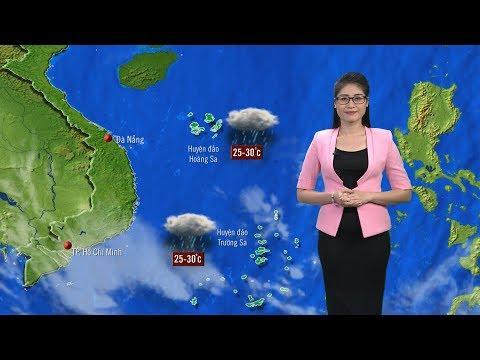 Tin Dự Báo Thời Tiết Hôm Nay (19h - 14/11/2017) | Bản Tin Thời Tiết Hôm Nay | du bao thoi tiet hom nay