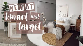 NEW KMART AUS & TARGET HOMEWARES + GROCERY HAUL | Apartment Update Vlog | Rachael Jade