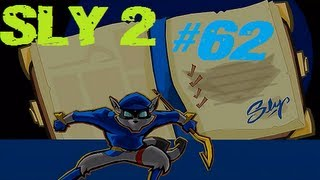 Sly 2 Band of Thieves [Walkthrough] Mission 62: Thermal Ride