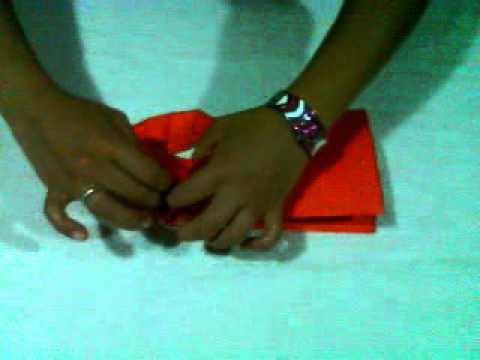 Como hacer bolsas de papel kraft