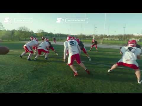Starter - play football