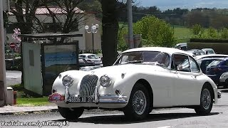 Jaguar XK150 Coupe - Details and Sound