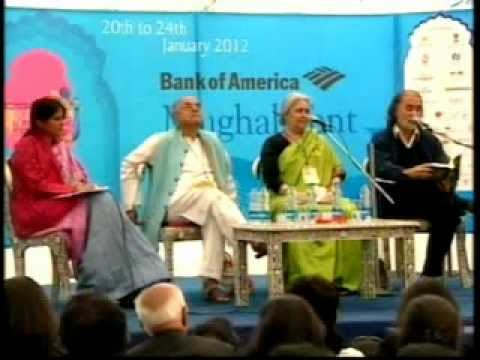 The Chutneyfication of English | Jaipur Literature Festival 2012