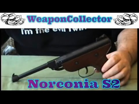 Norconia S2 Air Pistol Review