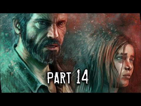 The Last Of Us Remastered Gameplay Walkthrough Part 14 - Jak & Daxter (PS4)