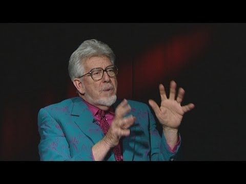 Reports: Rolf Harris 'arrested over historic sex abuse claims'