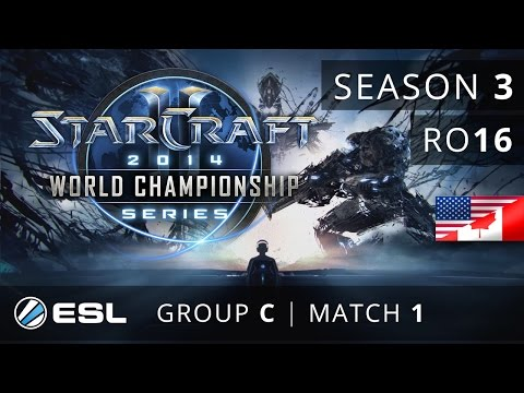 Bomber vs. Jim (TvP) - Group C Ro16 - WCS America 2014 Season 3 - StarCraft 2