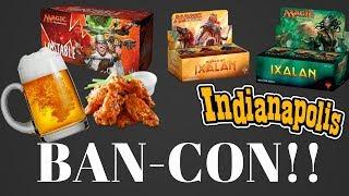 UnSleevedMedia Presents: BanCon Indianapolis!