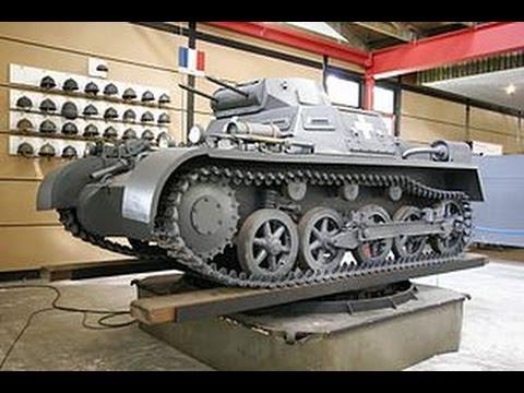 Pz Kpfw I Ausf A (Панцеркампфваген) История создания Немецких танков
