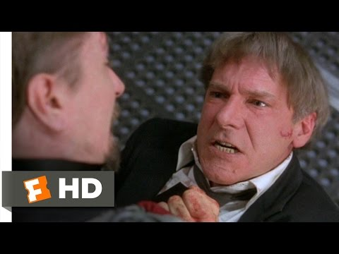 Get Off My Plane! - Air Force One (5/8) Movie CLIP (1997) HD