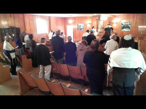 Rosh Hashanah Morning Services Temple Beth Sholom 2014 - 10/02/2014