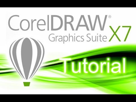 CorelDRAW X7 - Advanced 2D and 3D Text Tutorial [COMPLETE]*