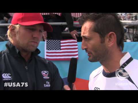 'We can work with that '   Hawkins on Shield win - USA Sevens--Las Vegas