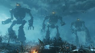 WHERE Do The ORIGINS GIANT Robots Go! The Future of BO5 Zombies! Black Ops Zombies Storyline