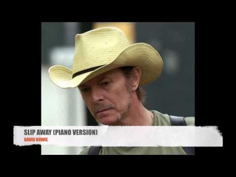 David Bowie - Slip Away Piano
