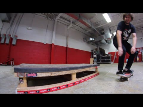 TECH SKATEBOARDING: Land Trick. Get Rewarded.