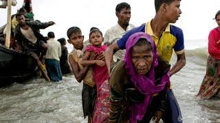 download lagu Rohingya Refugees Pour Into Bangladesh After Fleeing Violence In gratis