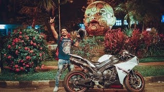 Riding My Dream Bike in Dream!