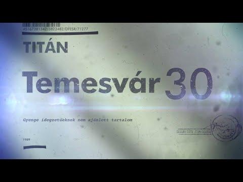 TITÁN - Temesvár 30!