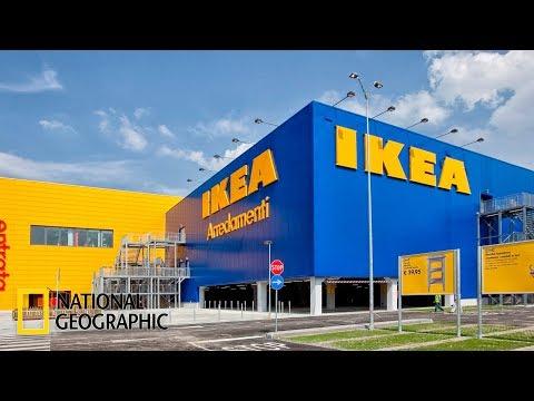 Мегазаводы: ИКЕА / IKEA
