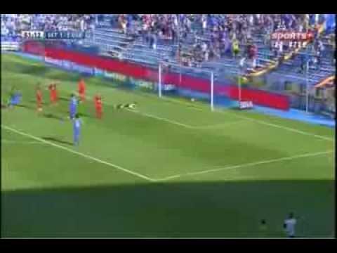 Getafe vs Osasuna 2  1 La Liga BBVA 15 09 2013