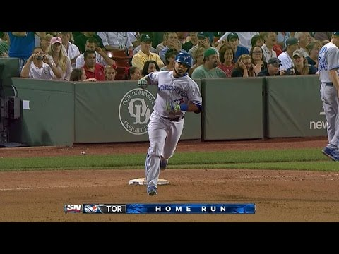 Encarnacion hits 30th home run of the season