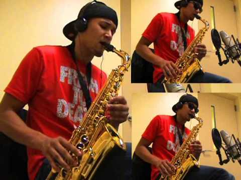 Drake Ft. Majid Jordan - Hold On We're Going Home - Alto Saxophone By Charlez360 video