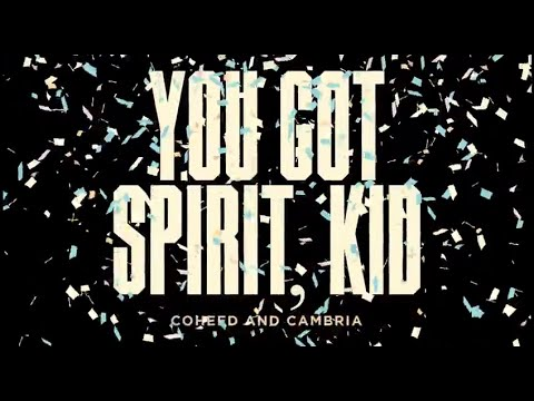 Coheed & Cambria - You Got Spirit Kid