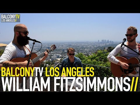 WILLIAM FITZSIMMONS - FORTUNE BalconyTV