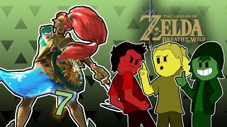 Legend of Zelda: Breath of the Wild: Part 7: Sled Shenanigans