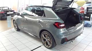 2019 Audi A1 Sportback ''S-Line'' Interior & Exterior * Playlist