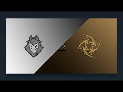 CS:GO - G2 vs. Ninjas in Pyjamas [Inferno] Map 2 - EU Day 9 - ESL Pro League Season 7